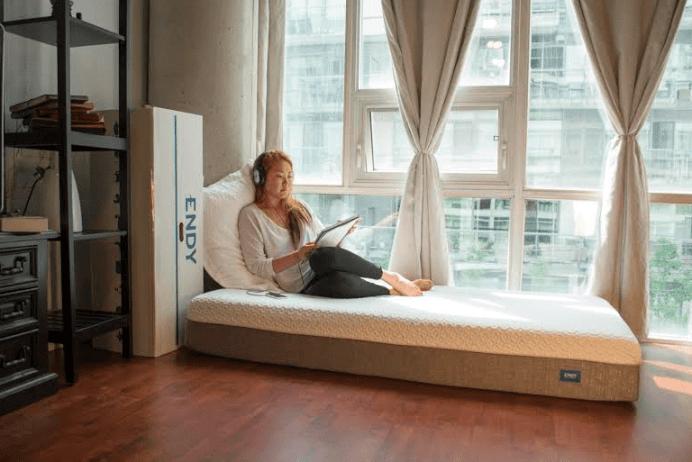 endy sleep mattress