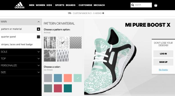 How To Create Your Own Custom Adidas Gear #HereToCreate