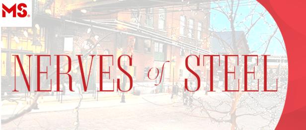 nerves of steel gala toronto - MS Society fundraiser