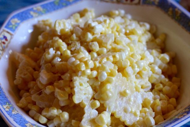 vegan miso corn soup recipe - Chef Michael Abramson - Loblaws