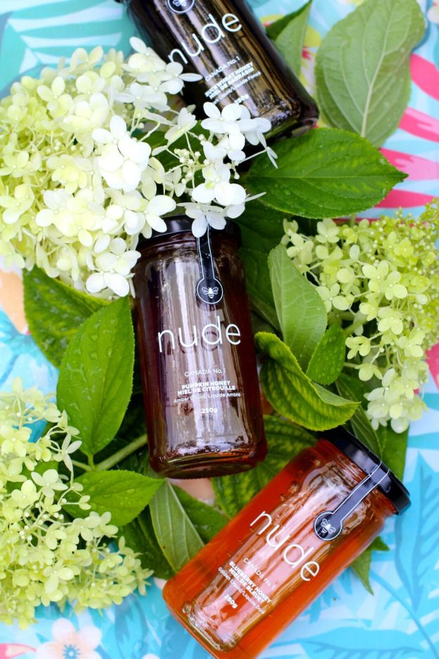 An Interview with The Tastemakers Behind Nude Bee Honey Co.