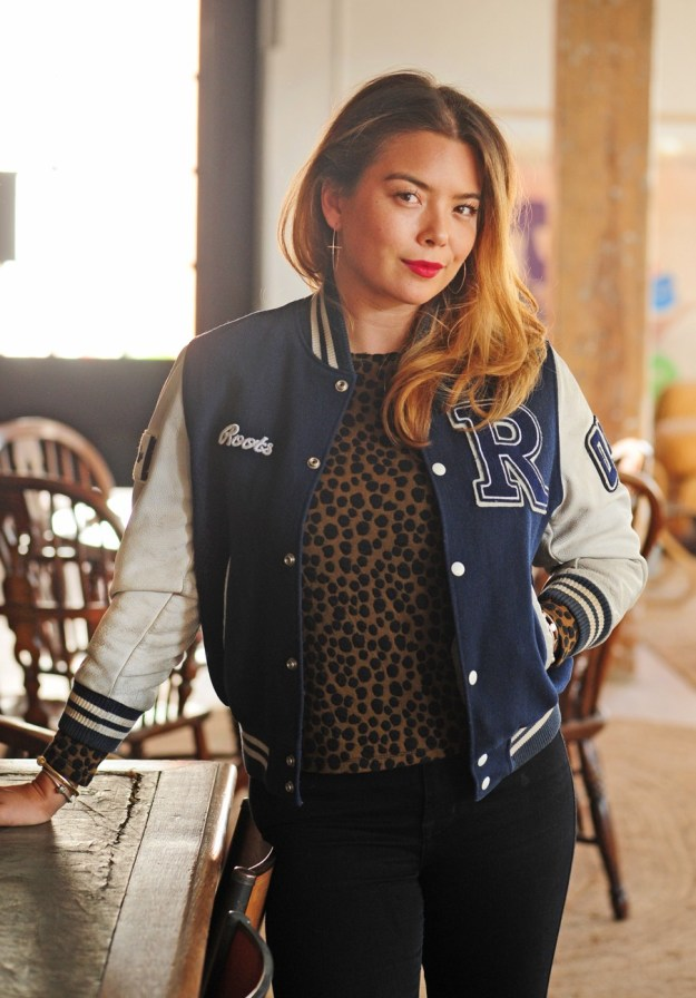 Gracie Carroll - Vintage Roots Jacket - Photo Dave Gillespie
