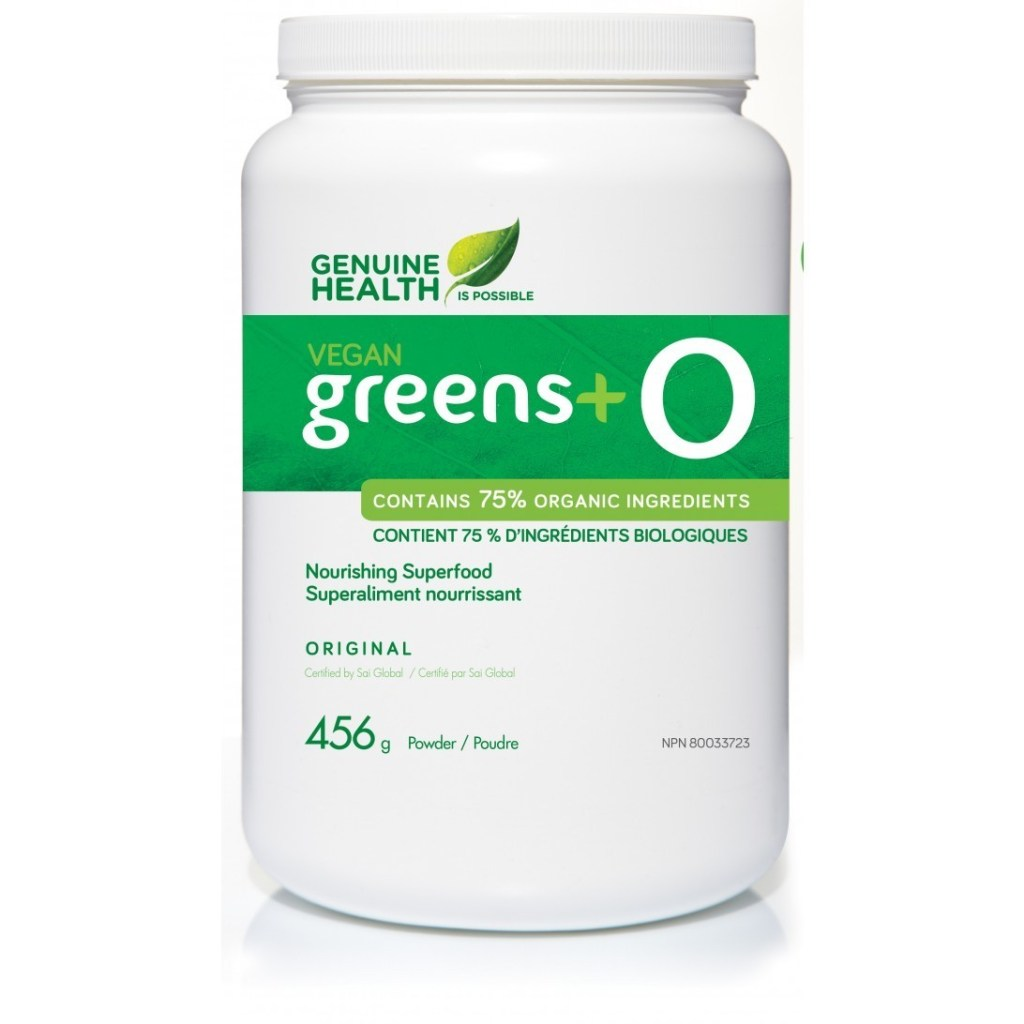 vegan greens plus genuine health