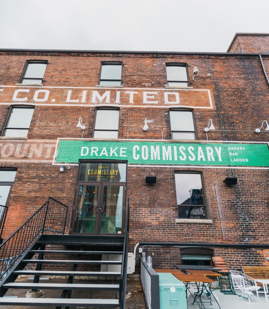 Drake Commissary Toronto Junction Triangle