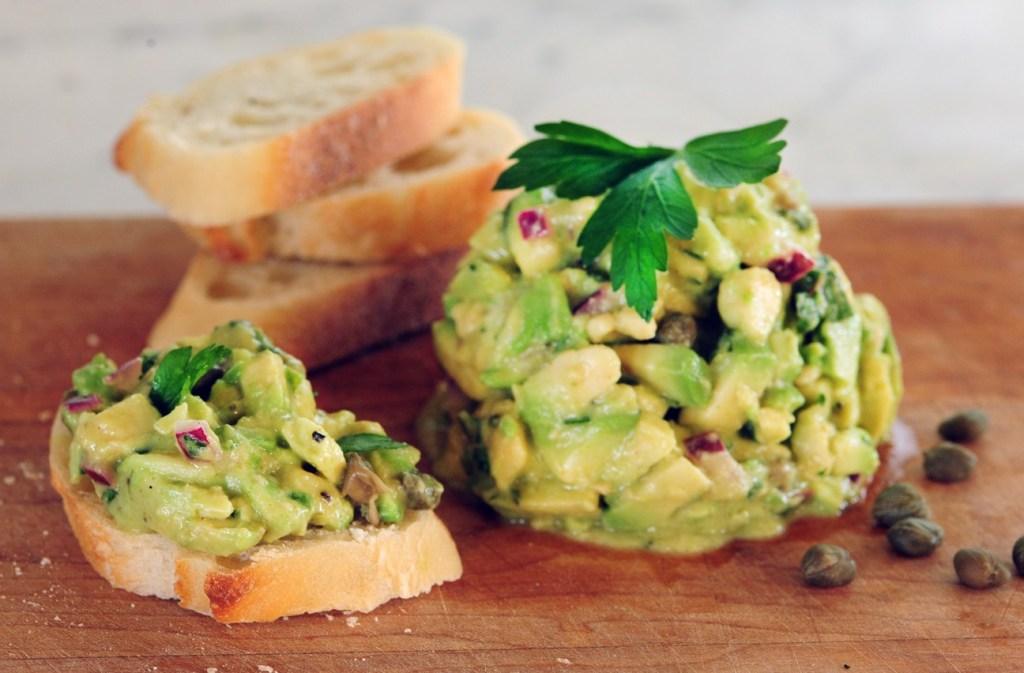 12 Amazing Avocado Recipes - Avocado Tartare Recipe - Gracie Carroll