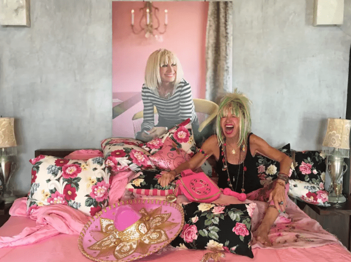 Betsey Johnson Airbnb Mexico BetseyVilla