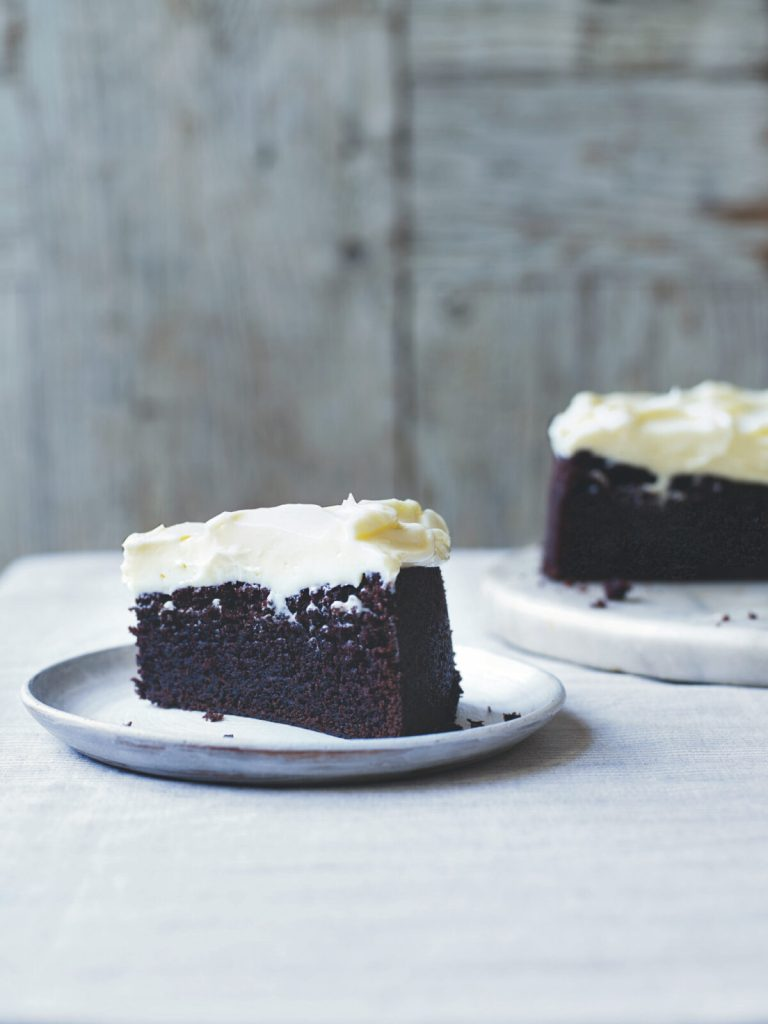 5 must-try Clodagh McKenna Recipes - Guinness Chocolate Cake