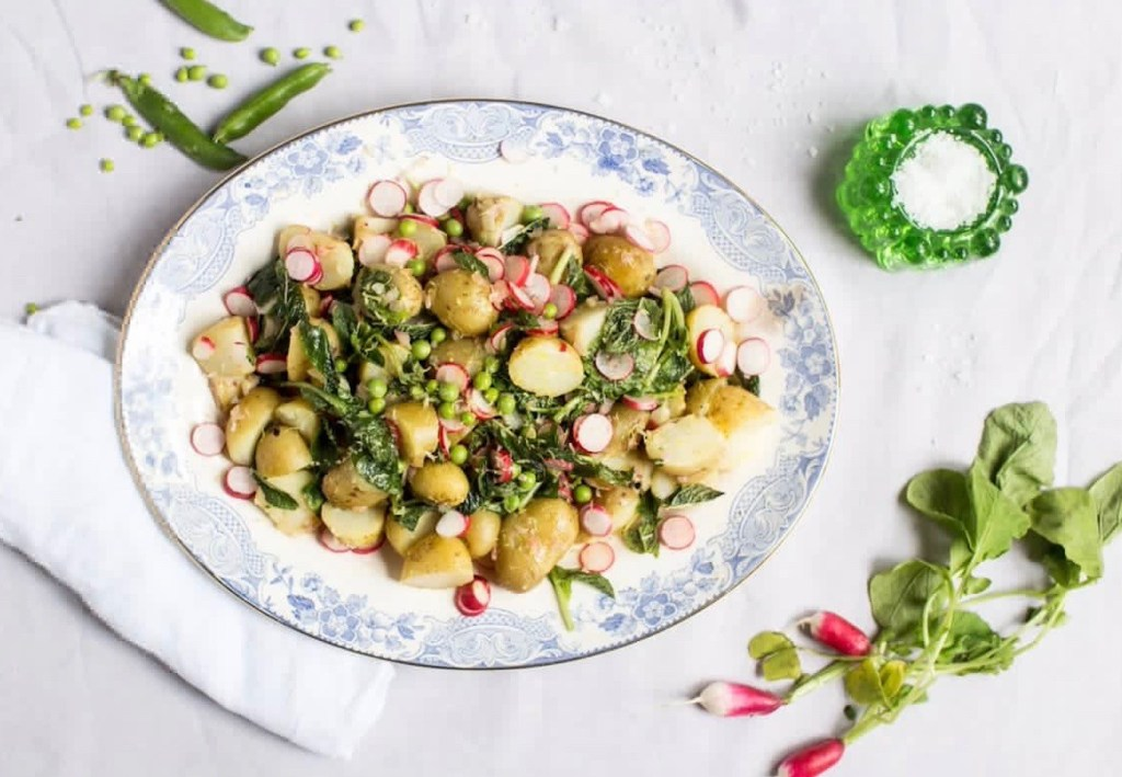 5 must-try Clodagh McKenna Recipes - Summer Potato Salad