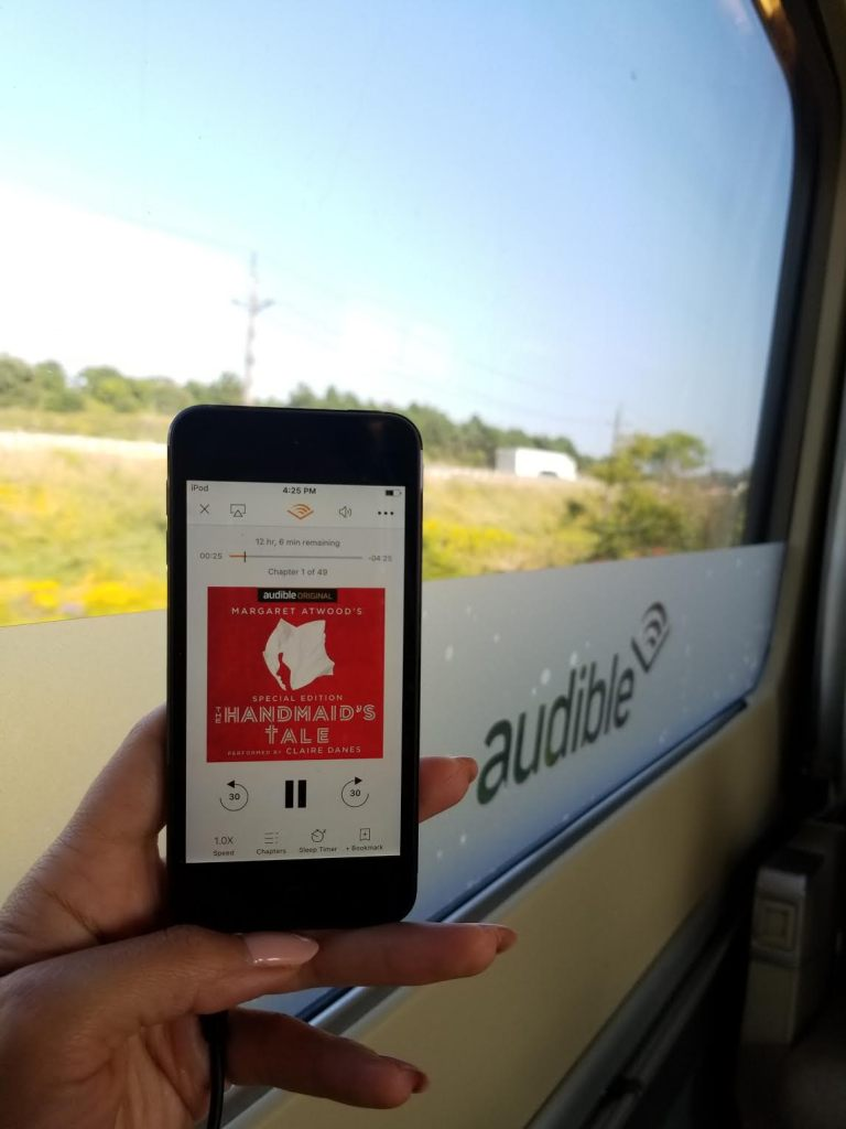 Audible Canada Montreal Travel