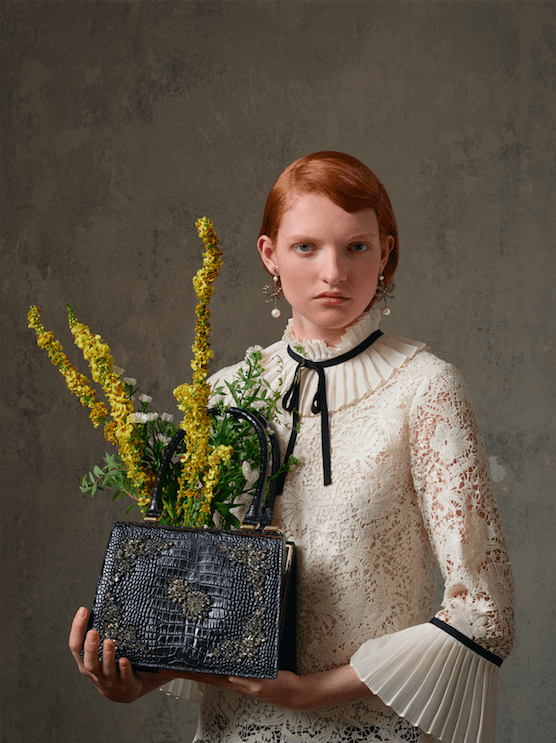 erdem x hm lookbook collection