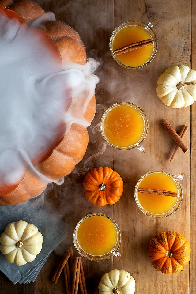 halloween pumpkin punch_recipe