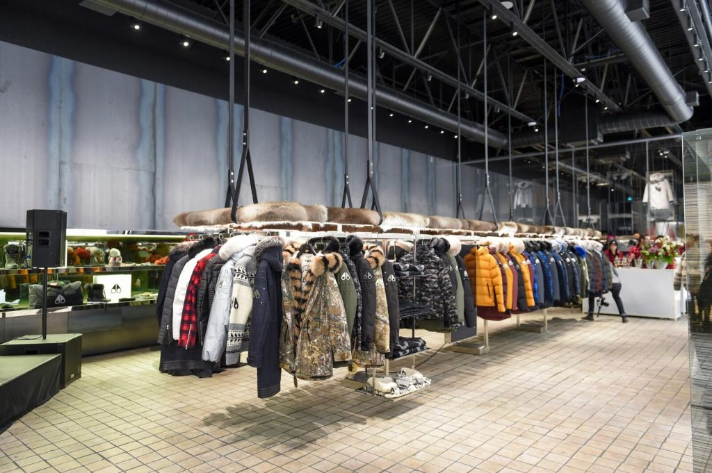 Mall Store Openings Toronto Fall 2017