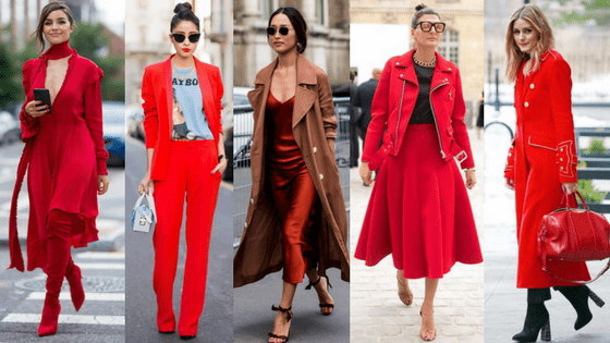 Sunday Style Red Festive Holiday Party 2017
