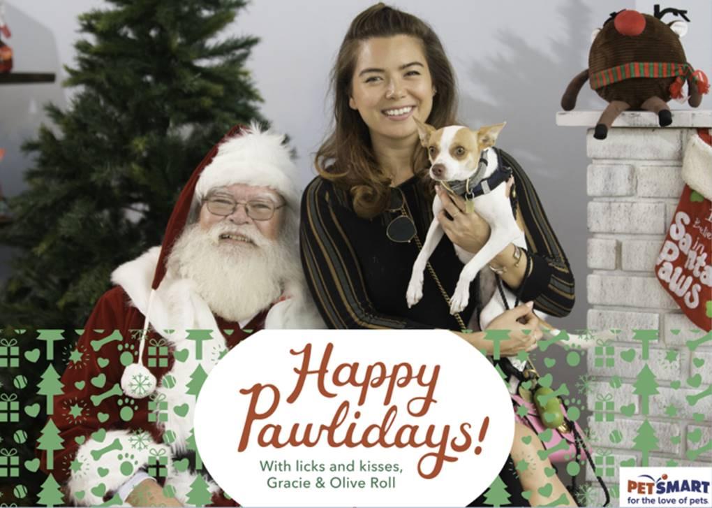 petsmart santa photos