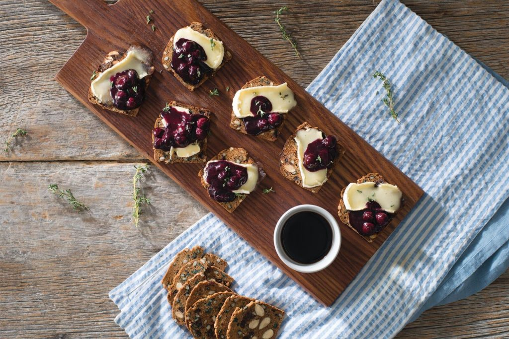 Ace Bakery Holiday Entertaining Recipes
