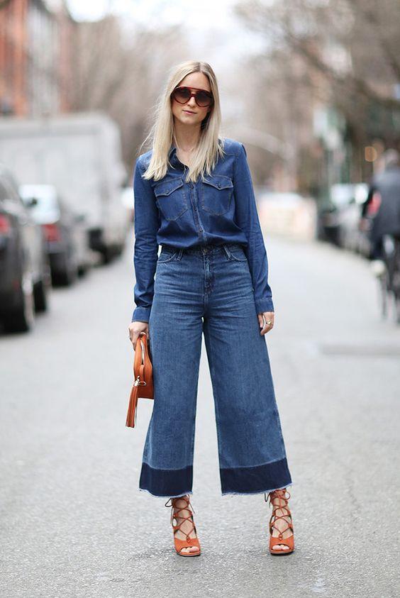 Style Book 2018 Denim x Denim Fashion Trends Toronto