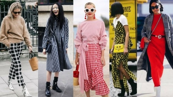 Stylebook Edit Seven Checks Gingham Plaid Trend Streetstyle 2018 Toronto