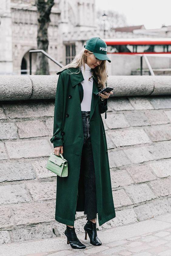 Stylebook green St Patrick's Day Edit Seven 2018 Toronto Trends