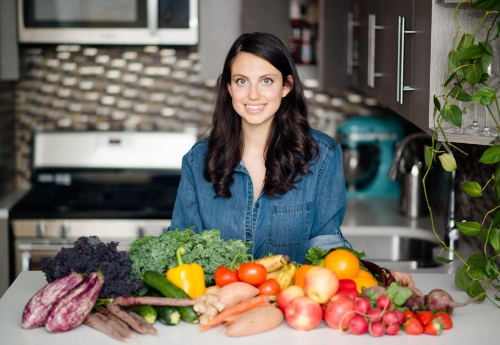 Food Styling Tips Colorful Kitchen Edit Seven 2018