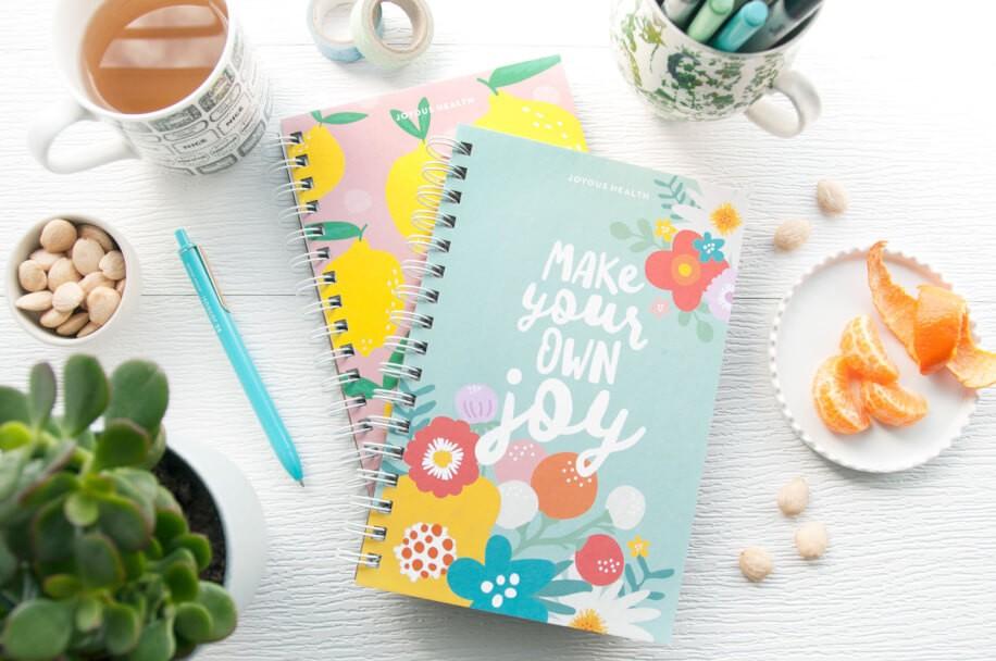 Joyous Health Journal Challenge