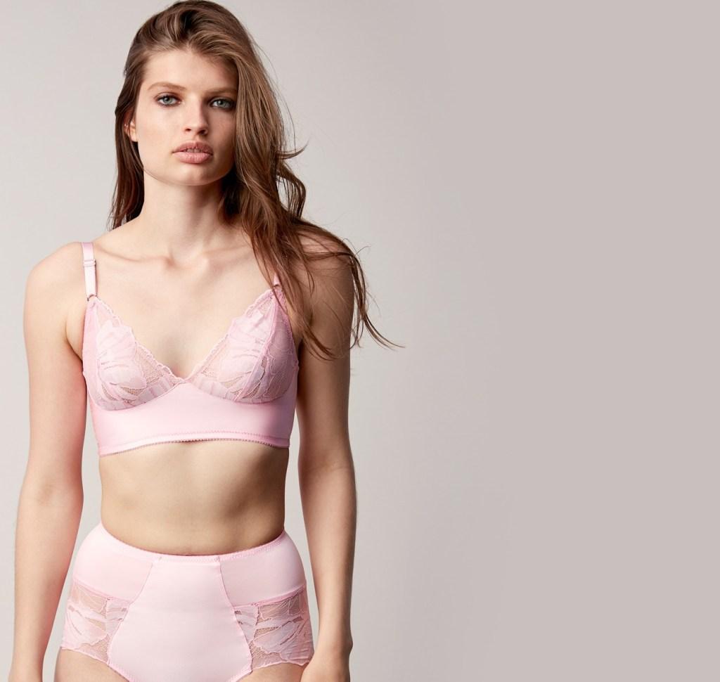 fortnight lingerie ivy long line
