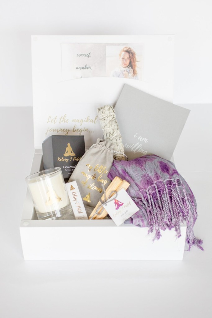 kelsey patel magic box subscription