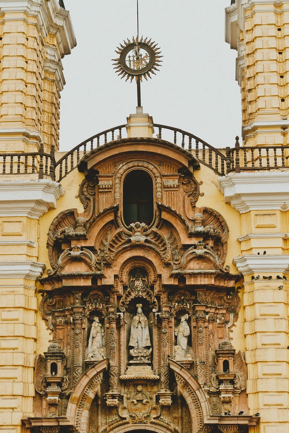 Edit Seven - Where to Vacay This Summer According to your Star Sign - Lima Peru