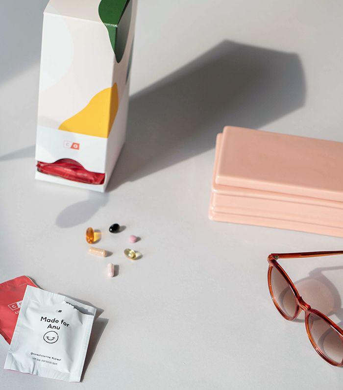 careof vitamins box