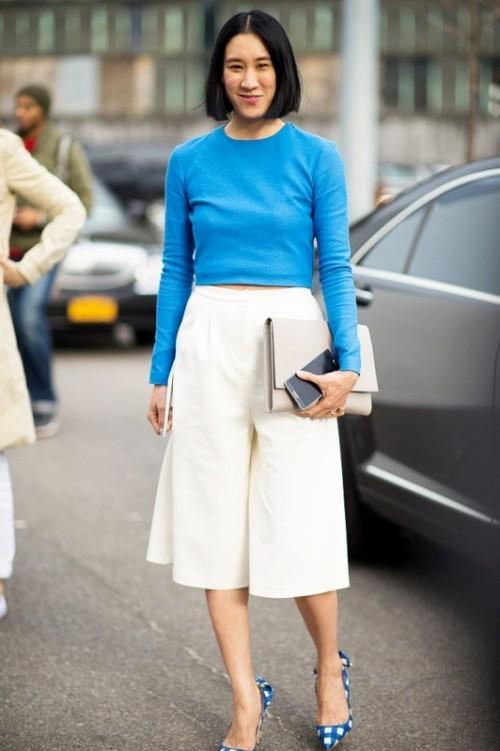Eva Chen bermuda shorts edit seven 2018