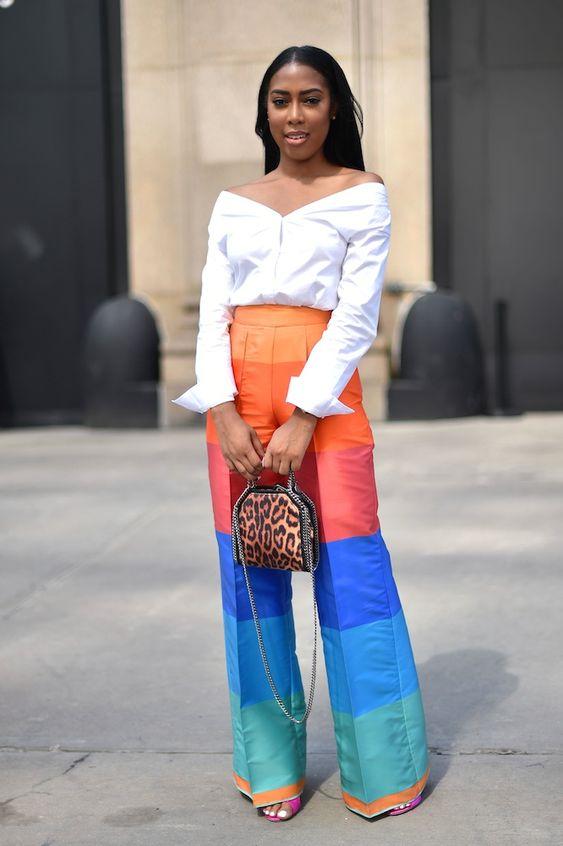 rainbow stripes 2018 pride edit seven toronto