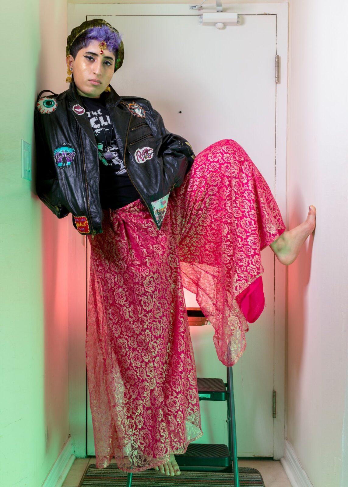 Hana Shafi Frizzkid queer fashion pride toronto