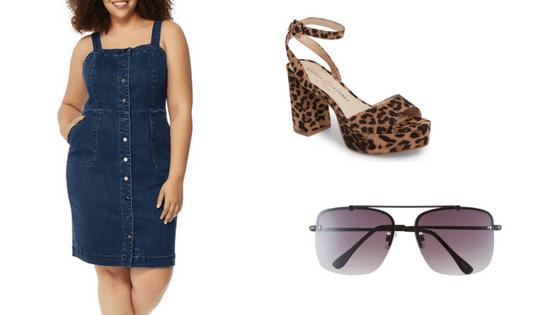 Gabi Fresh button up dress edit seven 2018