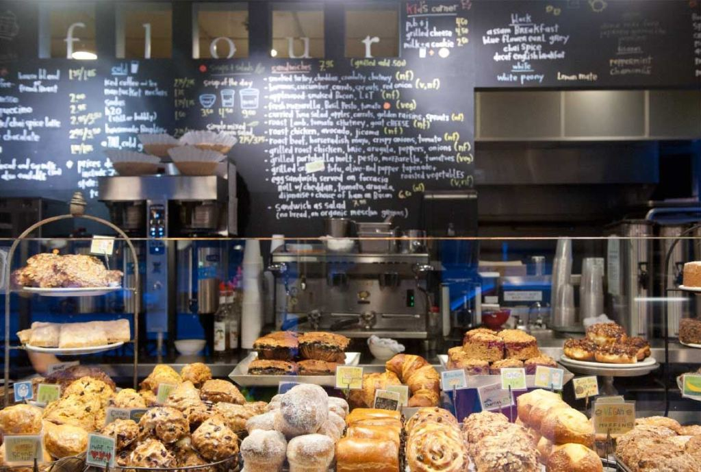 flour bakery boston