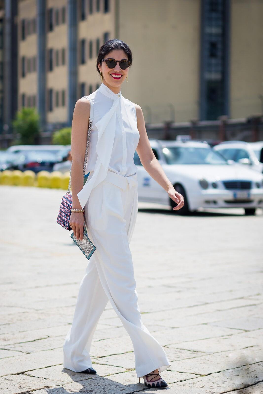 caroline issa white trousers stylebook edit seven toronto 2018
