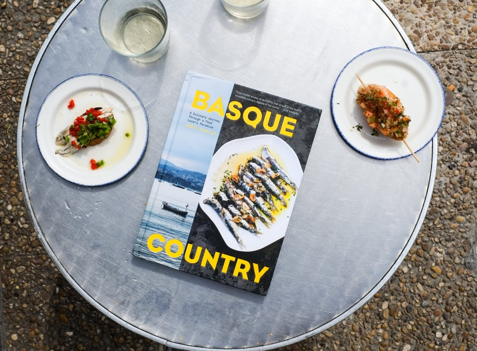 Basque Country cookbook edit seven toronto 2018