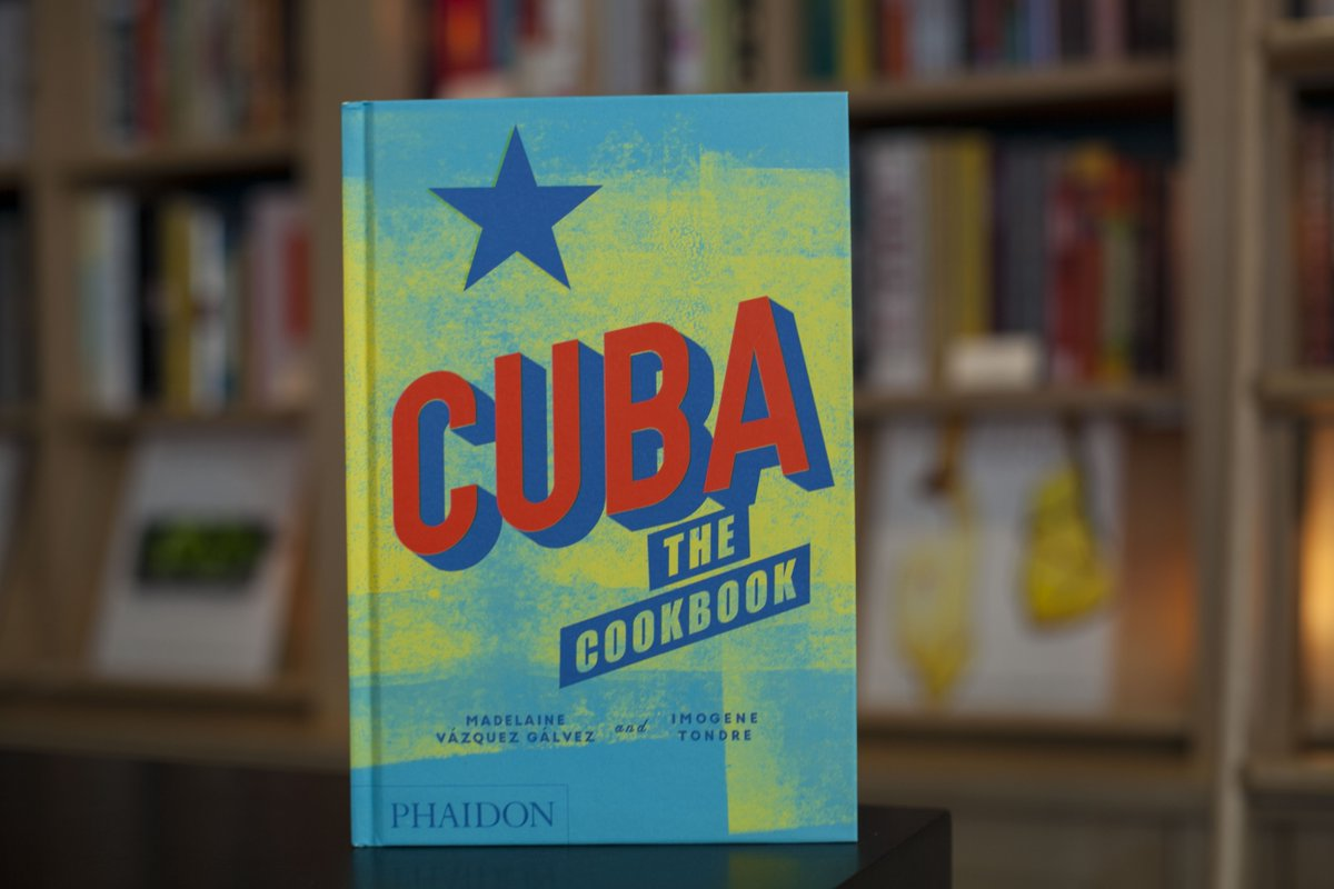 cuba: the cookbook edit seven toronto 2018