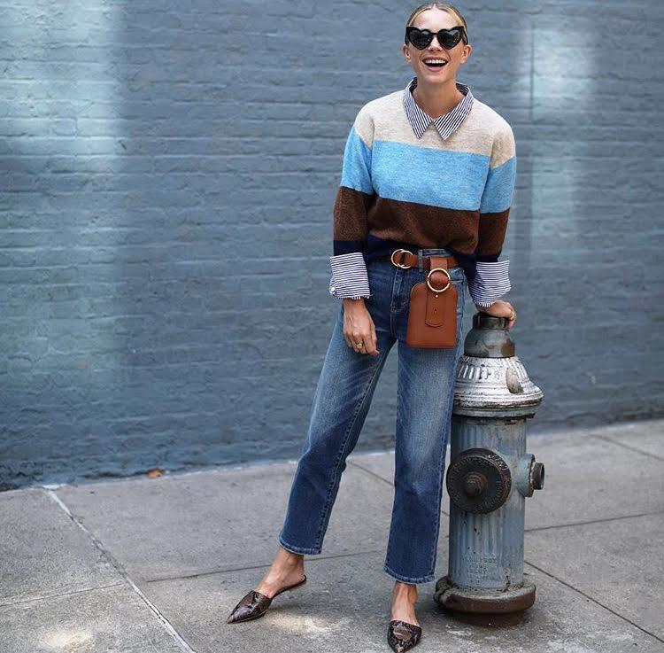 blair eadie blue jeans edit seven stylebook toronto 2018