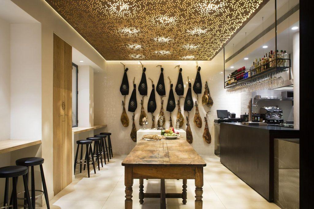Cinco Jotas Restaurant Madrid