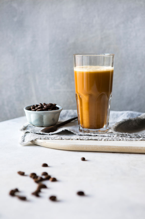 Collage Bulletproof Coffee Recipe - Edit Seven