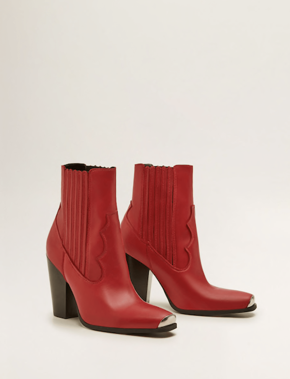 edit seven toronto 2018 style horoscopes shopping september mango red boots