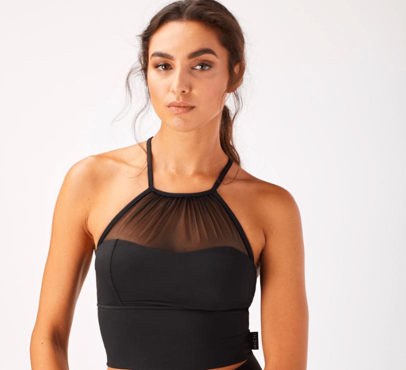 MICHI Fall 2018 - best stylish fitness brands - edit seven