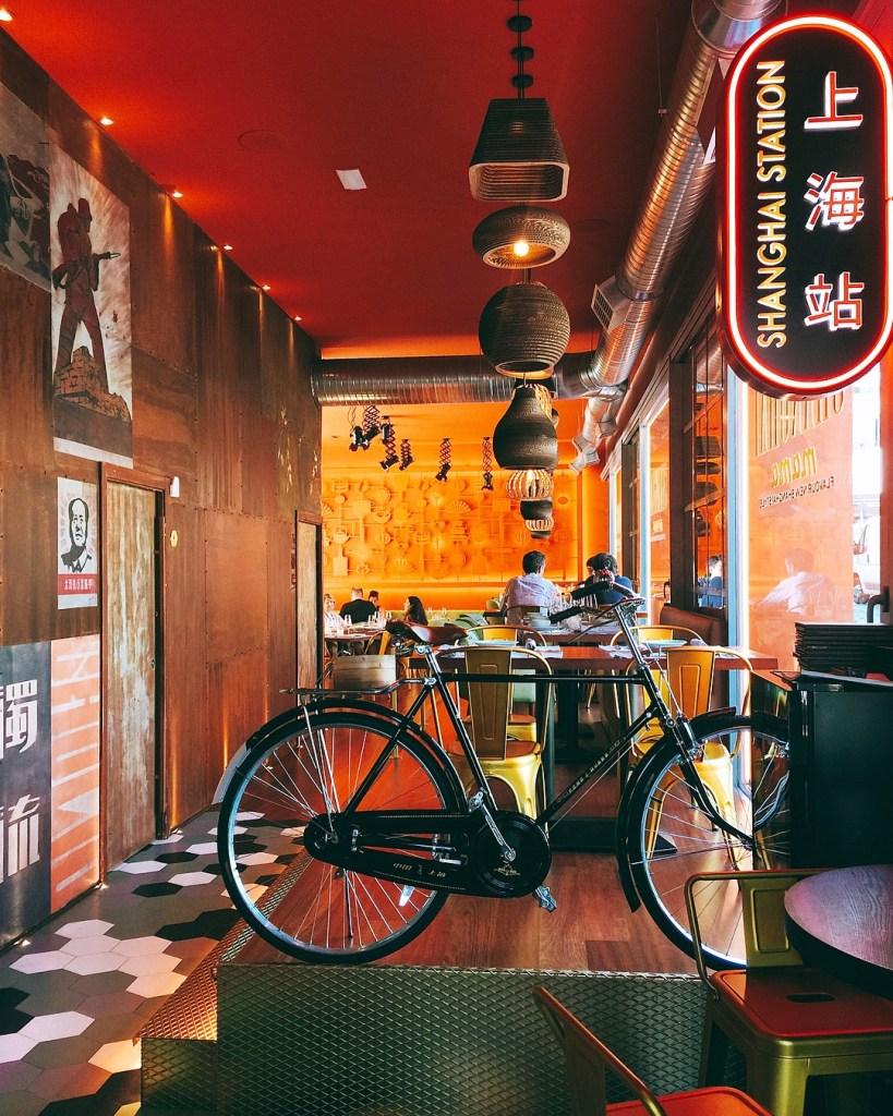 Shanghai Mama Madrid