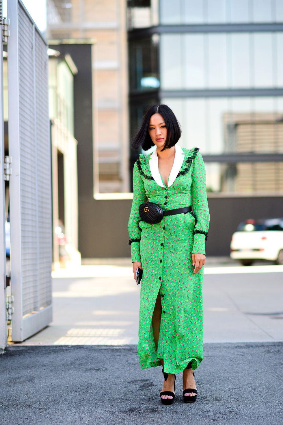tiffany hsu fall dresses stylebook edit seven 2018 toronto tiff