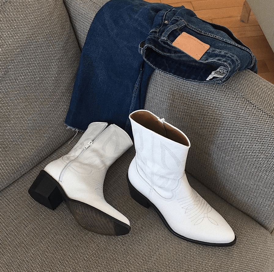 L'intervalle cowboy boots september editors picks edit seven 2018