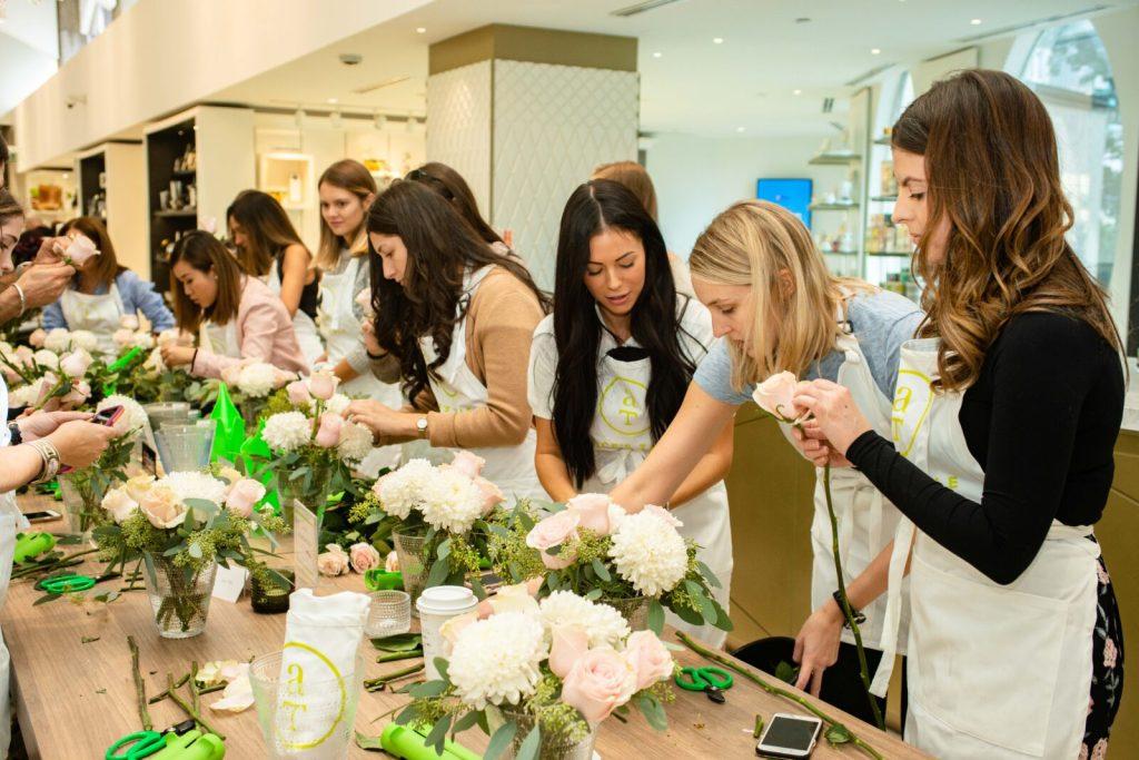 DIY Floral Arrangements - Alice's Table - William Ashely