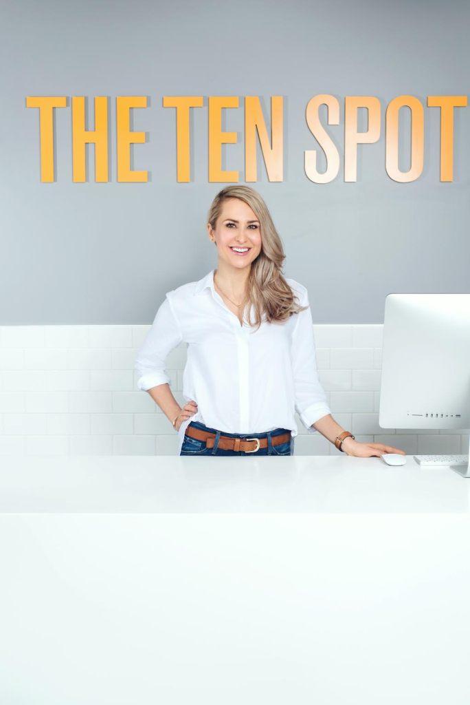 Kristen Gale the ten spot founder files
