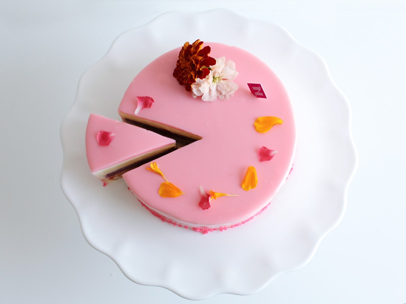 Pastry Pink Blossom Chef Nadège Nourian edit seven founder files