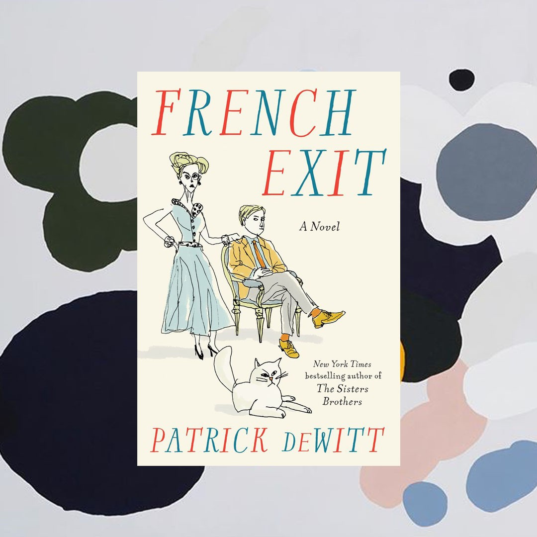Patrick DeWitt FrenchExit Giller Prize 2018