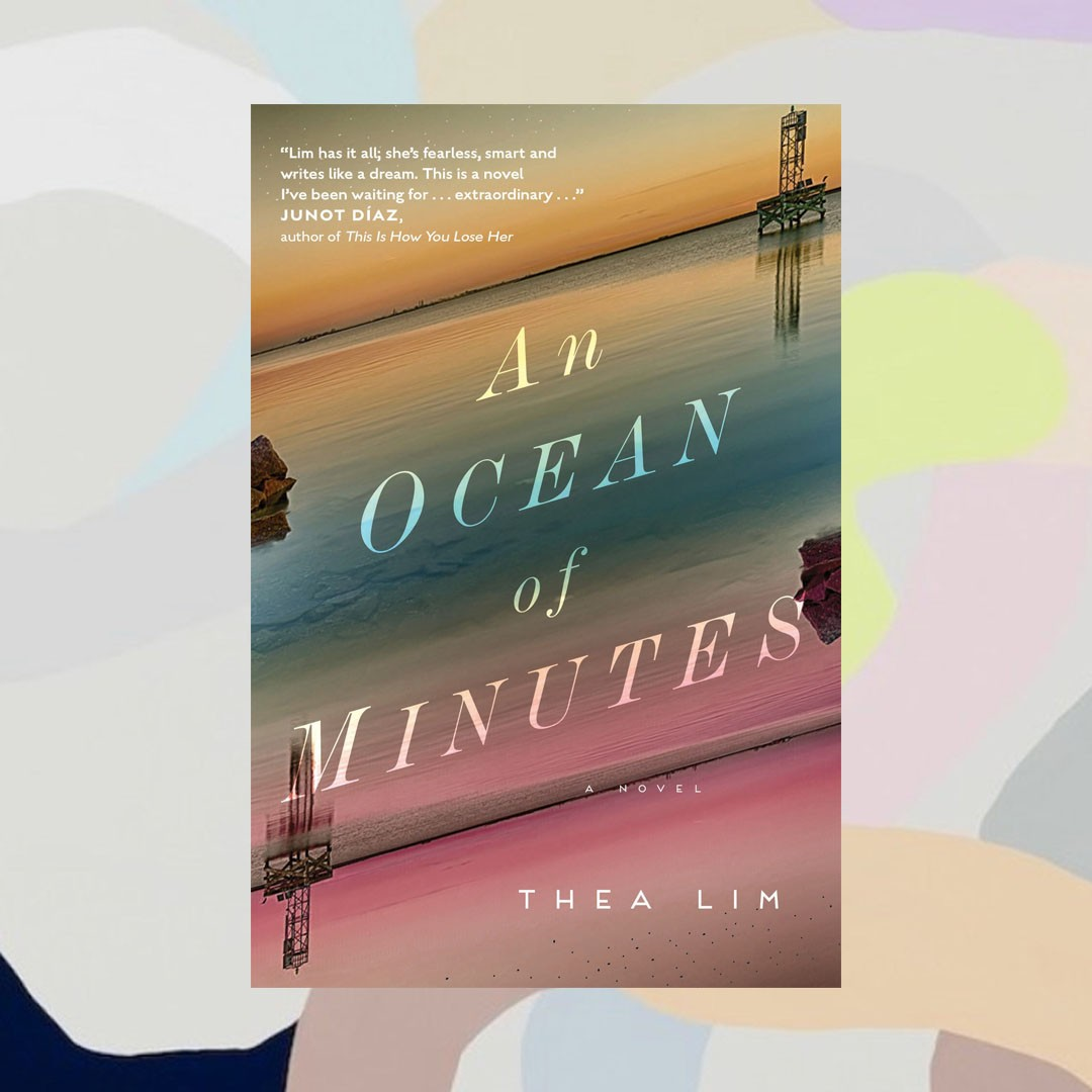 Thea Lim An Ocean of Minutes Giller prize 2018