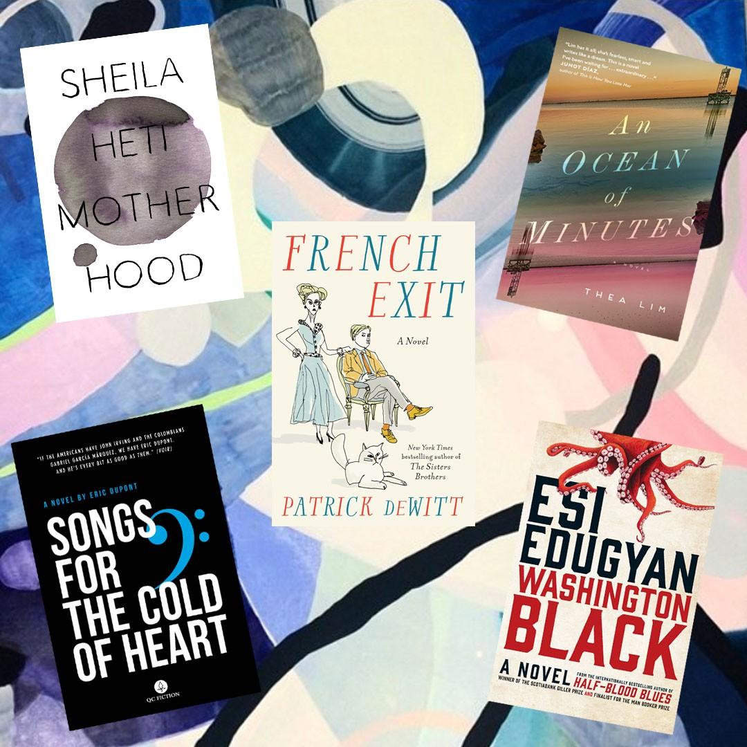 edit seven giller prize nominated novel author interviews